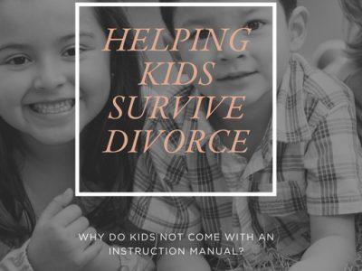helping kids survive divorce