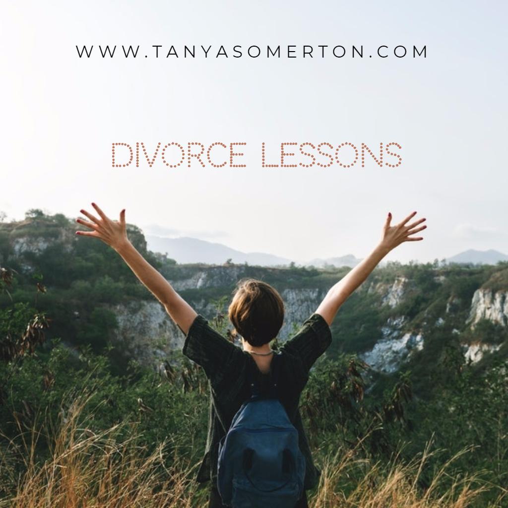 Divorce Lessons