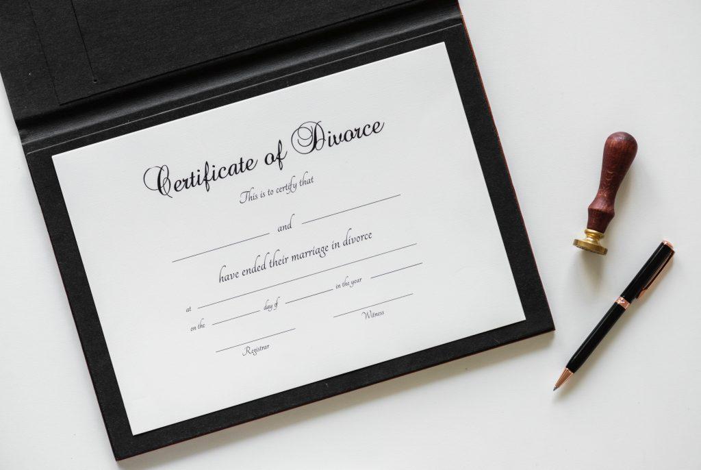 Streamlining the Divorce Process