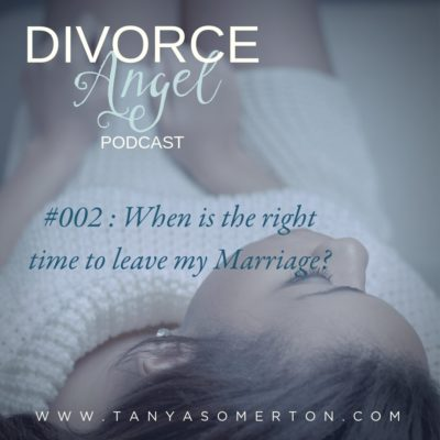 When Is The Right Time To Leave My Marriage?