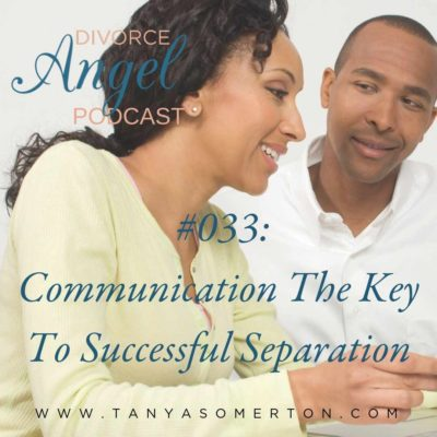 Communication The Key To Successful Separation