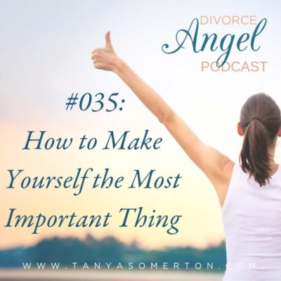 How to Make Yourself the Most Important Thing