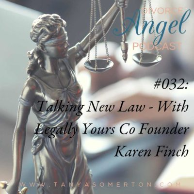 Talking New Law – With Legally Yours Co Founder Karen Finch