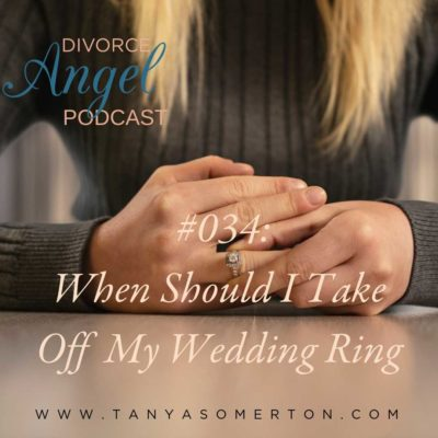 When Should I Take Off My Wedding Ring?