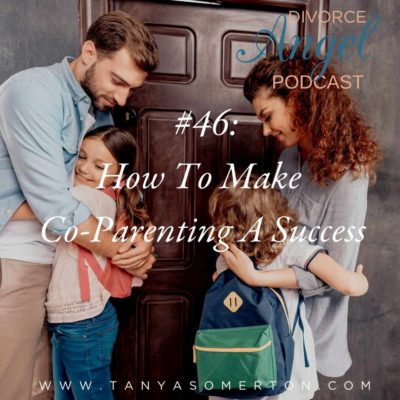 How To Make Co-Parenting A Success