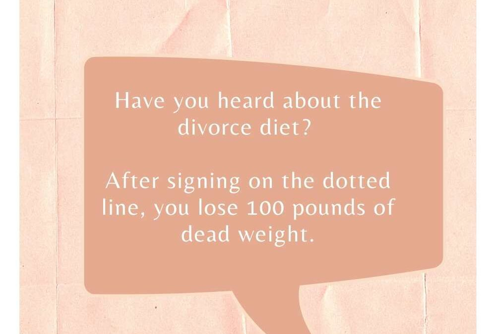 Some Divorce Humour – by Divorce Angel