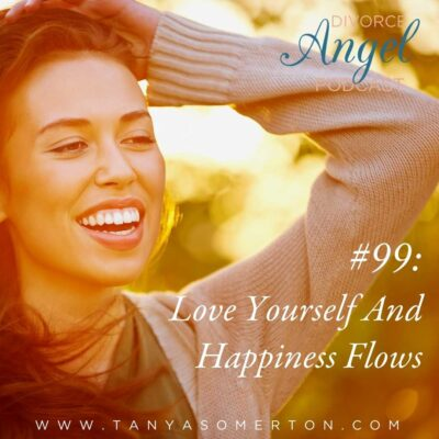 Love Yourself And Happiness Flows