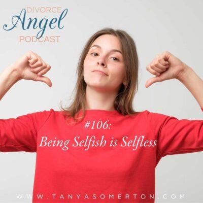 Being Selfish Makes You Selfless